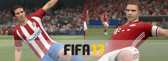 Wir präsentieren die besten Abwehrspieler in FIFA 17!