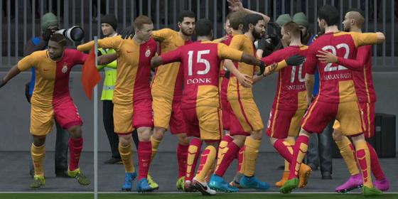 FIFA 16: Die beste Aufstellung f�r Galatasaray