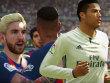 Lionel Messi, Neymar und Cristiano Ronaldo (v.li.).