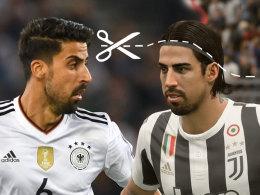Der Fauxpas mit Khediras Frisur