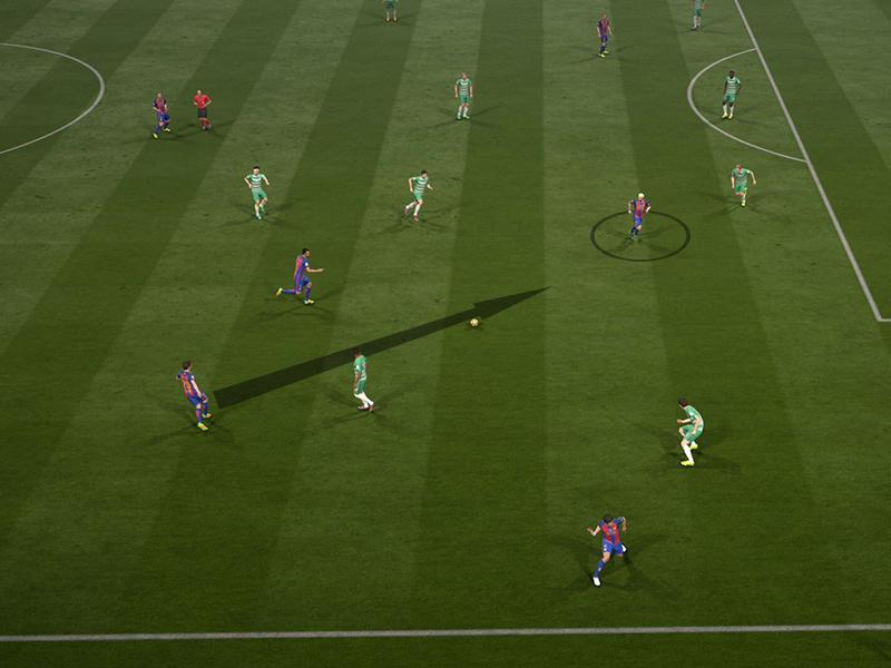 Endlich Effektiv Die Falsche Neun In Fifa 17 Kicker