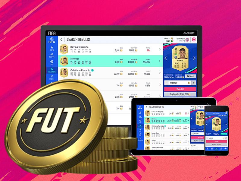 Coins Verdienen In Der Fifa 19 Web App So Gehts Fifa Kicker