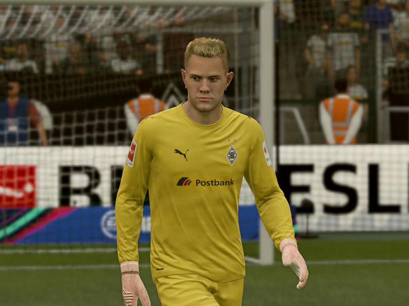 So könnte Gladbach heute in FIFA 19 aussehen