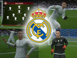 FIFA 16: Die beste Aufstellung f�r Real Madrid