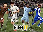 Ryo Miyaichi, Gareth Bale, Raheem Sterling, Nmadi Oduamadi (v.li.)