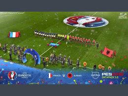Frankreich gegen Albanien: Es wird das zweite Spiel des Gastgebers in der Gruppenphase.