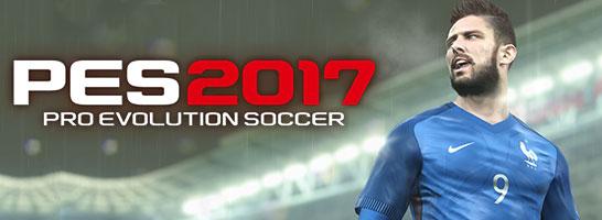 Konami zeigt erste Screenshots und enth�llt Infos zu PES 2017!