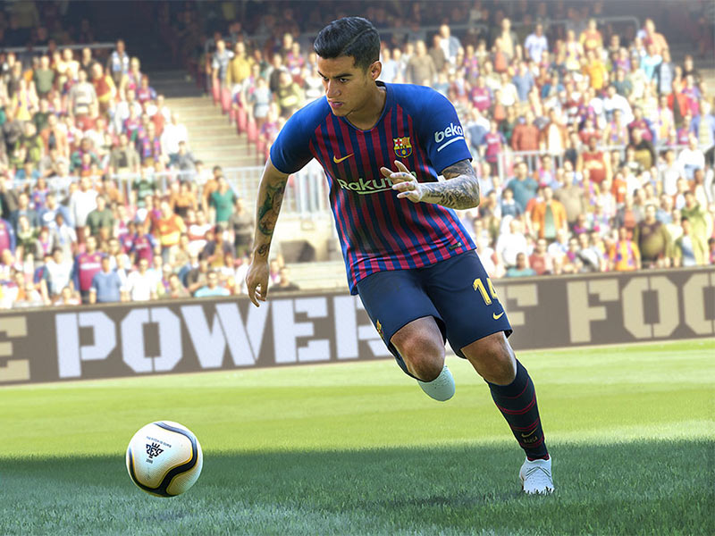 Mit dem FC Barcelona hat sich Konami eine wichtige Partnerschaft gesichert.