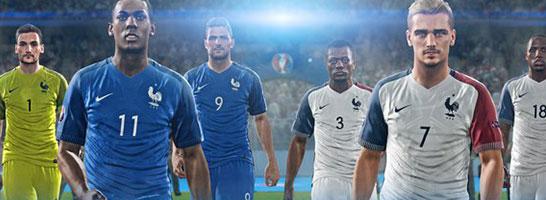 Stellt der Gastgeber aus Frankreich auch das beste Team in PES UEFA EURO 2016?