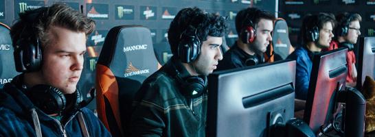 Die Jungs von No Diggity stehen ab sofort bei Escape Gaming unter Vertrag.
