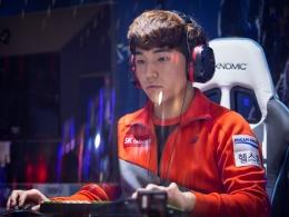 Ein Garant für den Erfolg von SKT1: Zerg-Spieler Park 'Dark' Ryung Woo.