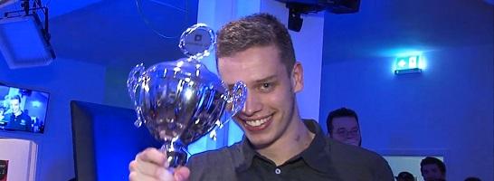 Verdienter Sieger: Kevin 'Harstem' de Koning von Invasion eSport.