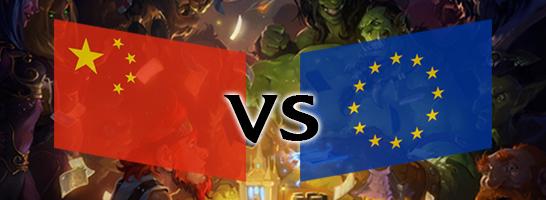 Bei der CN vs EU Championship konnte zum ersten Mal ein Chinese den Sieg erringen.
