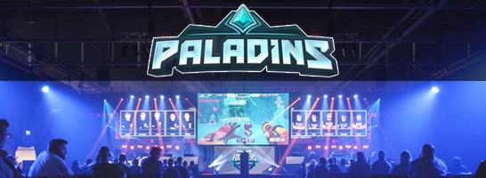 Das erste Paladins-Turnier hat beim Firmenpr�sident einen guten Eindruck hinterlassen.