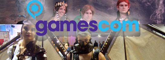 Das sind die besten Cosplayer von der gamescom 2016!