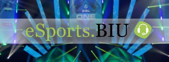 Die eSports.BIU will sich für die Anerkennung des eSports in Deutschland einsetzen.