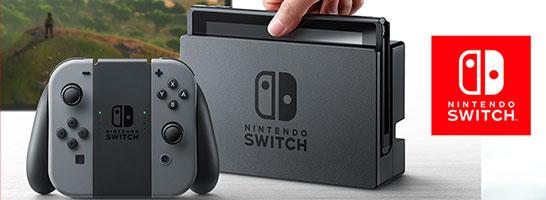 Nintendo Switch heißt die neue Konsole des japanischen Entwicklers - und sie soll auch für den eSport interessant sein.