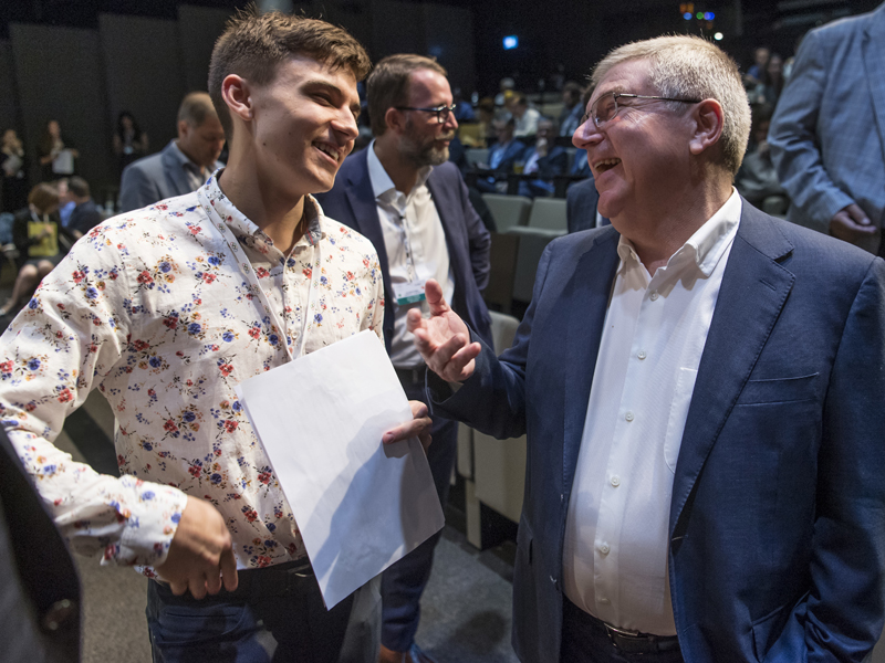 IOC-Präsident Bach: eSport vorerst nicht olympisch - Startseite - kicker