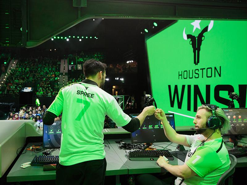Kaum Änderungen: Houston Outlaws vertraut seinen Spielern.