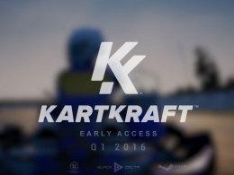 Mit dem Kart über die Strecke düsen: In KartKraft haben bald auch Fans der Mini-Racer ein Rennspiel am Start.