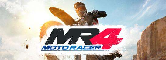 Wir zeigen Euch die neuen Features in Moto Racer 4.