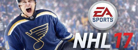 Ab aufs Eis: Am 13. September erscheint NHL 17.