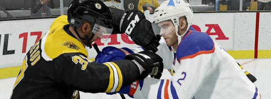 Faustdicke Action bei NHL 17: Auf diese Kämpfer solltet Ihr besonders achten.