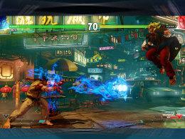 Ken vs. Ryu: Legendäre Duelle gibt es in Street Fighter V auch wieder.