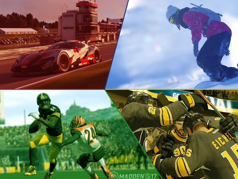 die besten sportspiele