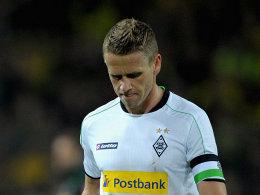 Geknickt: Filip Daems fehlt auch in Marseille wegen einer Bauchmuskelverletzung.