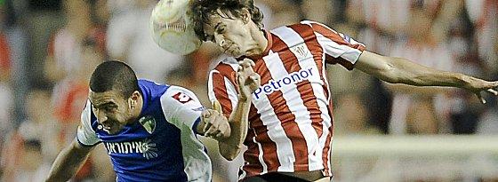 Hapoel Kirjat Schmona vs. Athletic Bilbao: Nun kann gespielt werden.