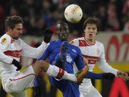 Dank Steaua �berwintert die Bundesliga komplett