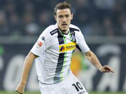 Verletzte sich gegen Berlin am Sprunggelenk und ist gegen Zürich fraglich: Max Kruse.