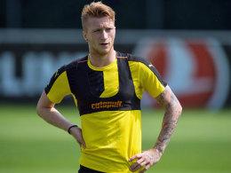 Darf ab Freitag wohl wieder mit der Mannschaft trainieren: BVB-Offensivstar Marco Reus.
