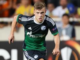 Hat derzeit einen Lauf: Schalkes Youngster Max Meyer.