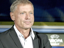 Schalke-Gegner Sparta Prag ohne Trainer Scasny