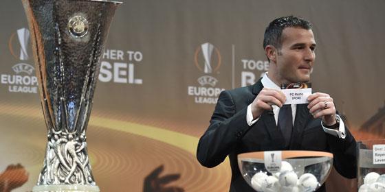 Porto für den Ex-Klub: Alex Frei bescherte dem BVB den portugiesischen Topklub.