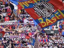 FC Basel ohne Fans nach St. Etienne