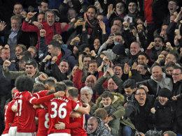 91-Euro-Tickets: ManUnited-Fans f�hlen sich