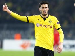 Überraschendes und umjubeltes Comeback gegen Porto: Borussia Dortmunds Nuri Sahin.