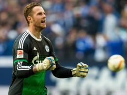 In ausgezeichneter Verfassung: Schalkes Torhüter Ralf Fährmann.