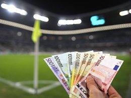 In der Europa League wird weit weniger umgesetzt als in der Königsklasse