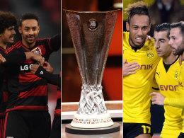 Auslosung im Ticker: Bayer vs. Villarreal, BVB vs. Spurs