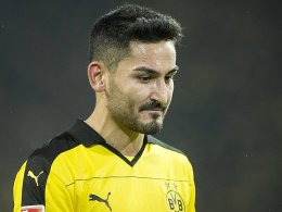 BVB ohne G�ndogan nach London