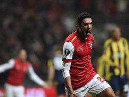 Brachte für Braga den Stein ins Rollen: Ahmed Hassan.