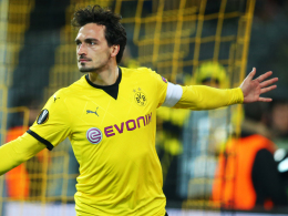 Hummels spr�ht vor Optimismus