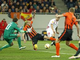 Sevillas Vitolo setzt auf den zw�lften Mann