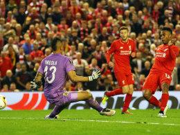 Liverpool und Klopp im Finale - Sevilla wartet