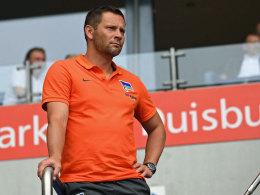 Pflichtspiel-Auftakt f�r Hertha: Br�ndby wartet