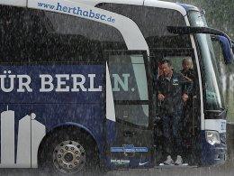 LIVE!-Bilder: EL-Quali - Hertha im Jahn-Sportpark